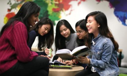 Internationalise by integrating your international students!