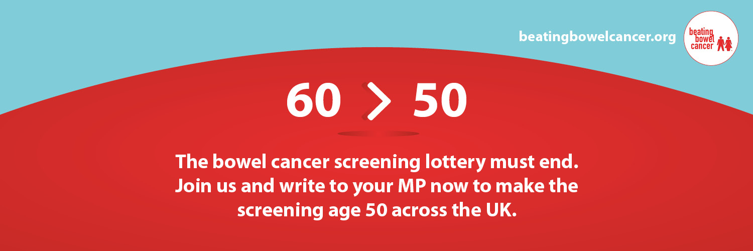 Time to end the bowel cancer screening lottery