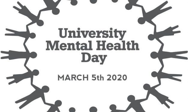 Talking is key to tackling mental health